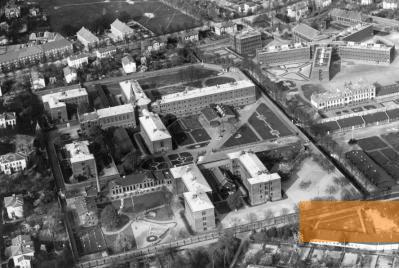 Image: Hamburg, around 1929, Fuhlsbüttel Prison, KZ-Gedenkstätte Neuengamme